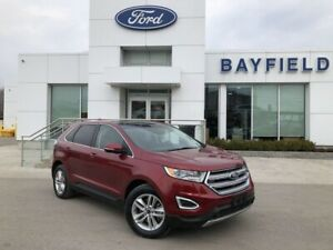 2018 Ford Edge SEL REMOTE START|PANORAMIC ROOF|HEATED STEERIN...