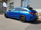 Mercedes CLA Shooting Brake (X117) 45 AMG 4MATIC Test