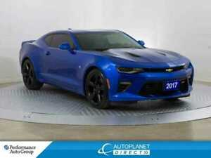 2017 Chevrolet Camaro 2SS, Heads Up Display, Navi, Safe Driver T