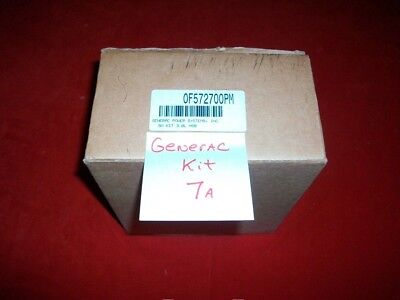 GENERAC GENERATOR PREVENTATIVE MAINTENANCE KIT # 0F572700PM 3.0L  HSB NOS for sale  Shipping to India