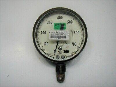 Ashcroft Usa 0 - 800 Psi Pressure Gauge Aircraft Tools