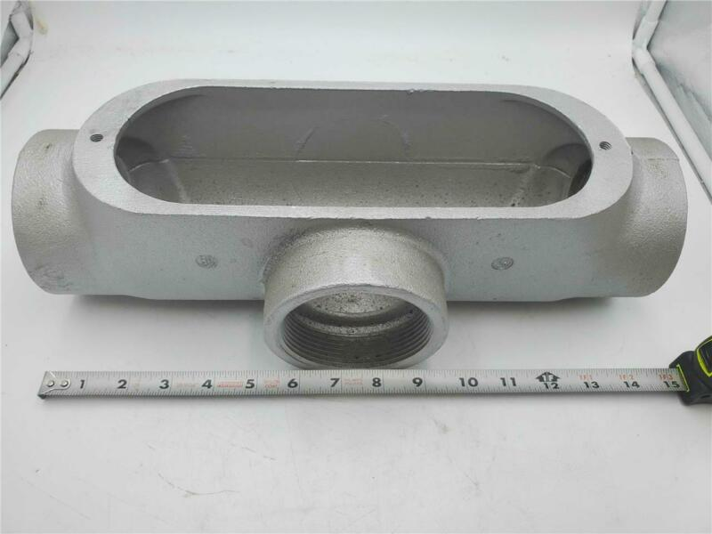 Appleton 3T Unilet Form 35 conduit body 15 inches in length
