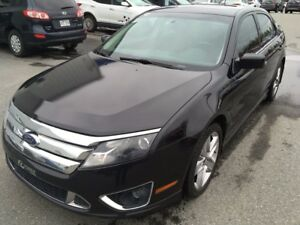2010 Ford Fusion SPORT AWD CUIR TOIT Winter tires included