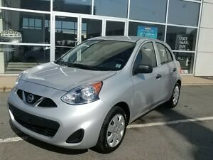 2015 Nissan Micra S Auto with Air, $44 Weekly OAC