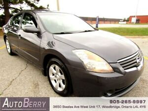 2008 Nissan Altima 2.5 SL ***ACCIDENT FREE 1 OWNER*** $4,999