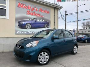 2015 Nissan Micra SV - AUTO - LOW KM's! | $43 WEEKLY $0 DOWN