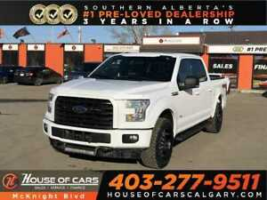 2017 Ford F-150 FX4 / Sunroof / Back Up Cam