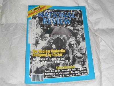 National Review Magazine   June 22 1979   Abortion In America   Iran Khomeni