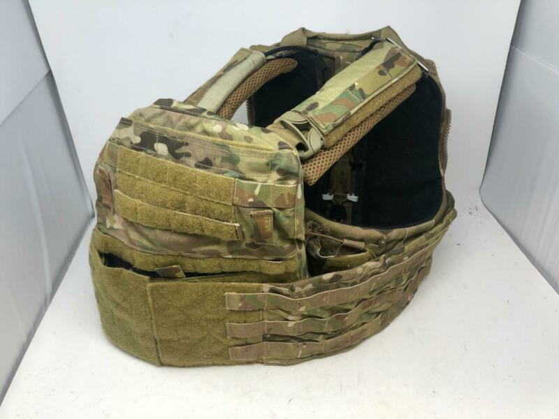 Crye Precision AVS System/Plate Carrier MULTICAM (Large)