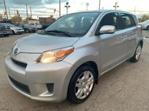 2011 Scion xD TOYOTA/ONE OWNER/CERTIFIED/WARRANTY INCLUDED