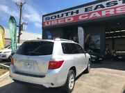 2010 Toyota Kluger SUV with Rego AND  RWC Dandenong Greater Dandenong Preview