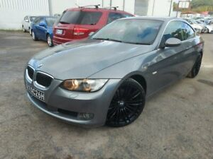 2007 BMW 3 Series E92 MY08 323i Steptronic Grey 6 Speed Sports Automatic Coupe Fyshwick South Canberra Preview
