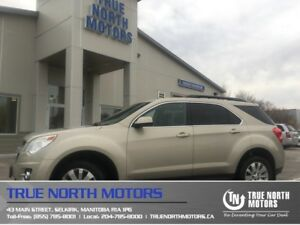 2010 Chevrolet Equinox 2LT V6 AWD Leather MoonRoof Backup Cam