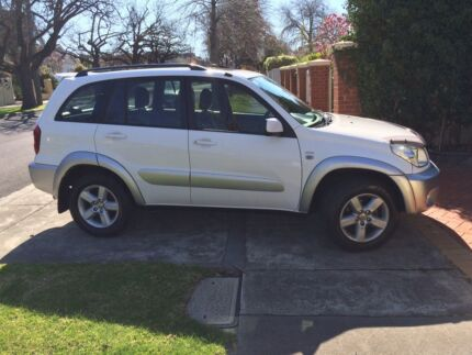 2005 Toyota RAV4 Wagon Kew Boroondara Area Preview