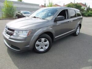 2013 Dodge Journey CANADA VALUE PKG +JAMAIS ACCIDENTÉ+GR ÉLECTRI