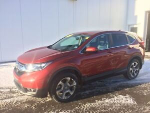 2017 Honda CR-V EX-L Demo pricing + freight ,Pdi,and Appl.,taxes