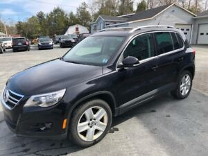 2010 Volkswagen Tiguan Highline Price Reduced $8495