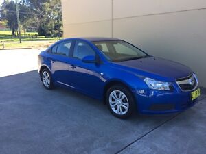 2009 Holden Cruze JG CD Sedan 4dr Spts Auto 6sp 1.8i Blacktown Blacktown Area Preview