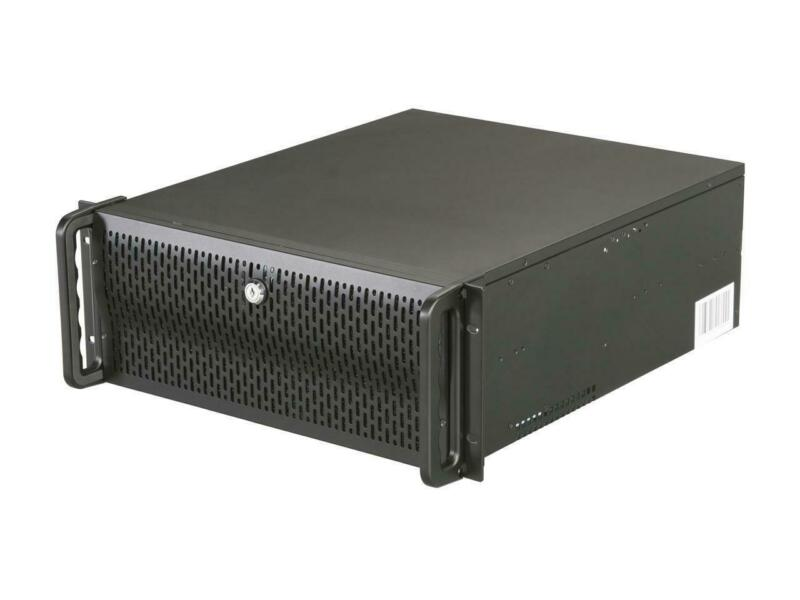 Rosewill Server Case or Chassis - RSV-R4000 - 4U Rackmount - 4 x Included Coolin