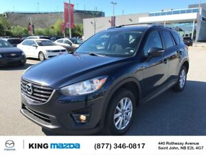 2016 Mazda CX-5 GS 2 Yr  Warr. Remaining..One Owner..AWD..Pow...