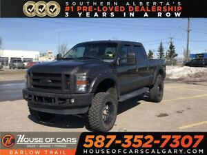 2008 Ford F-350 Lariat / Leather / Sunroof