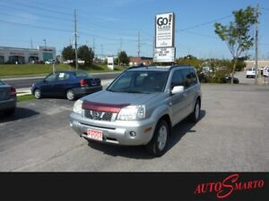 2006 Nissan X-Trail SE,4X4 WITH REMOTE STARTER