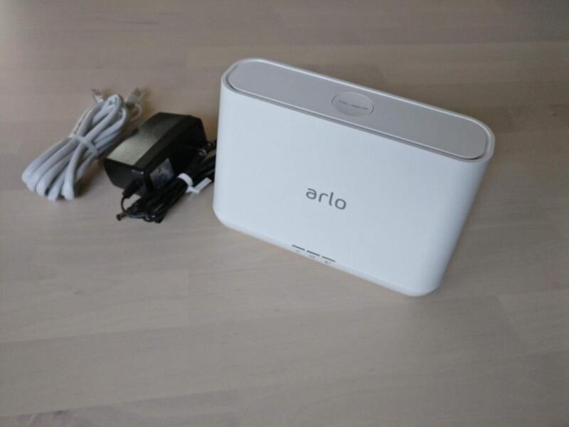 Arlo by NETGEAR Base Station – Arlo, Arlo Pro & Arlo Pro 2 Compatible (VMB4000)