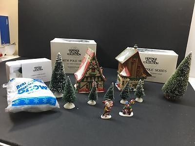 Dept 56 North Pole Series Set of 12 - Start a Tradition 56390