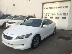 2009 Honda Accord Cpe EX COUPE 5vits toit etat impeccable doccas