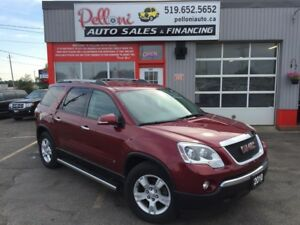 2010 GMC Acadia SLE2 7 PASSENGER TOW PACKAGE