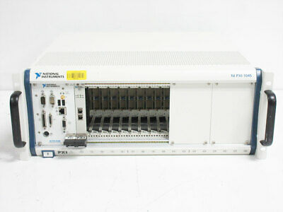 National Instruments Pxi-1045 Chassis Pxi-8186 Controller  Pxi-8335 Mxi-3