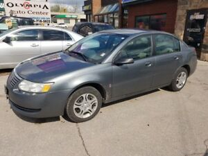 2005 Saturn Ion CERTIFIED/EMISSIONS