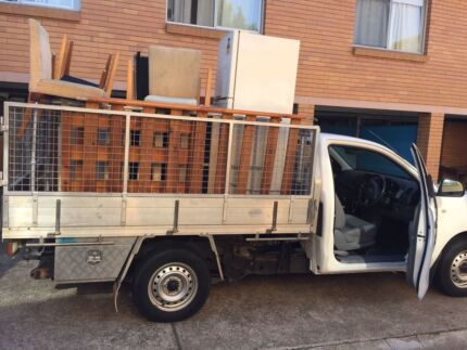 Ute hire for house  moving & Rubbish removal  Taigum Brisbane North East Preview