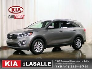 2016 Kia Sorento 2.4L LX // AWD // Bluetooth // Sieges chauffant