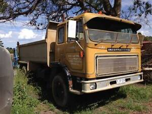 International Acco Tipper & Bandit 18 inch  Wood Chipper Combo Moss Vale Bowral Area Preview