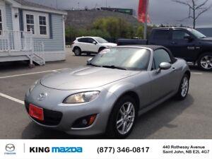 2010 Mazda MX-5 GX- $198 B/W