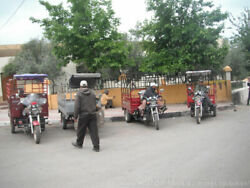 die Kymco Trike Owners Group :)