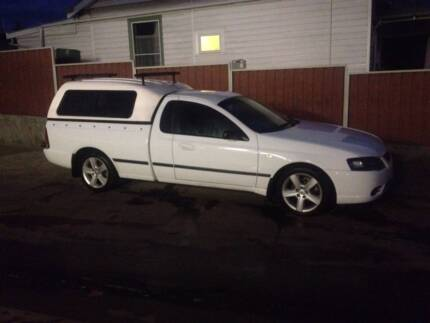 2008 Ford Falcon Ute *** factory LPG *** Canopy *** Hamilton Southern Grampians Preview