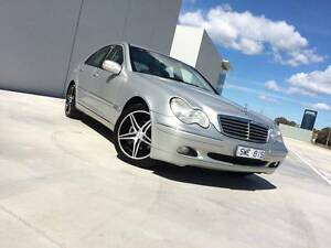 2003 Mercedes-Benz C180 Supercharged - With 10 months REGO & RWC Footscray Maribyrnong Area Preview