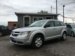 2010 Dodge Journey SE  **CLEAN CARPROOF** CERTIFIED