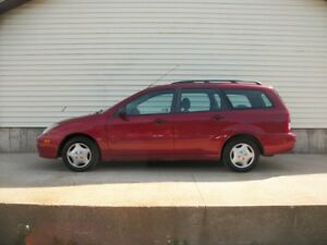 2004 Ford Focus 4CY AUTOMATIC WAGON