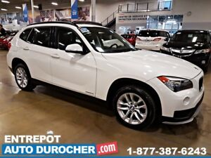 2015 BMW X1 XDrive28i - NAVIGATION - TOIT OUVRANT - CUIR - CAM