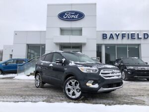 2019 Ford Escape Titanium 4WD|SUNROOF|NAVIGARTION|HEATED SEATS