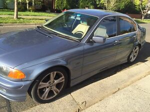 BMW 323 2001, 130,000kms for quick sale Nunawading Whitehorse Area Preview