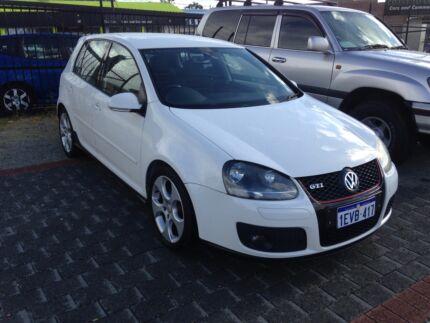 2007 Volkswagen Golf Hatchback GTI AUTO FREE 1 Year Warranty Wangara Wanneroo Area Preview