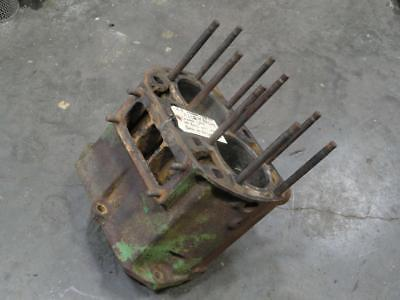 John Deere A Engine Cylinder Block A2324r Sn 499000 To 583999