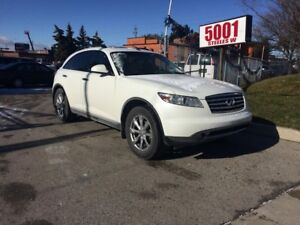2008 Infiniti FX35 WELL KEPT,NO ACCIDENT,SAFETY+3YEARS WARANTY I