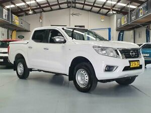 2018 Nissan Navara D23 Series III MY18 RX (4x4) Polar White 7 Speed Automatic Dual Cab Pick-up Seven Hills Blacktown Area Preview