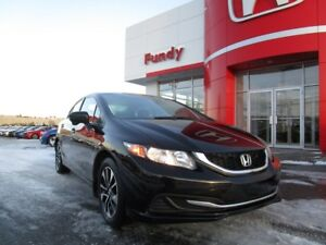 2015 Honda Civic EX w/sunroof, Honda lane watch, $137.04 B/W MAN