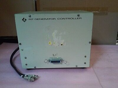 V.g. Gas Analysis Model 82p Rf Generator Controller